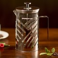 Ovente 27 Oz. Stainless Steel French Press Coffee Maker