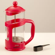 Ovente 34 Oz. French Press Coffee Maker; Red