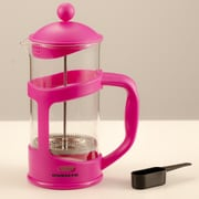 Ovente 34 Oz. French Press Coffee Maker; Pink