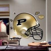 Fathead College Teams NCAA Helmet Wall Decal; Purdue