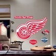 Fathead NHL Logo Wall Decal; Detroit Red Wings