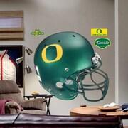 Fathead College Teams NCAA Helmet Wall Decal; Oregon