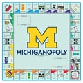 Late for the Sky NCAA Board Game; Michigan
