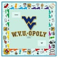 Late for the Sky NCAA Board Game; West Virginia