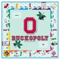 Late for the Sky NCAA Board Game; Ohio State