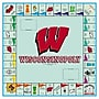 Late for the Sky NCAA Board Game; Wisconsin