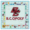 Late for the Sky NCAA Board Game; Boston College