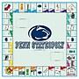 Late for the Sky NCAA Board Game; Penn