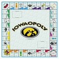 Late for the Sky NCAA Board Game; Iowa