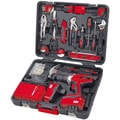 Apollo Tools 184 Piece Kit with 18V Drill