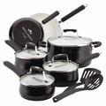 Farberware Twin Pack 9.25-Inch & 11.5-Inch Skillets