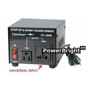 Power Bright 750W Step Up / Down Voltage Transformer