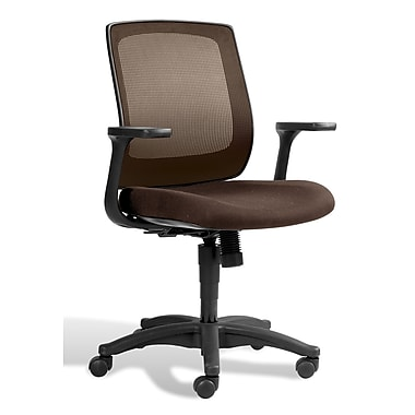 Jesper Office Jesper Office Camilla Ergonomic Office Chair; Brown