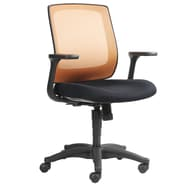 Jesper Office Jesper Office Camilla Ergonomic Office Chair; Orange