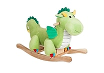 Happy Trails Rocking Dagwood Dragon Rocker, Green