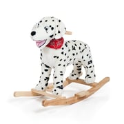 Happy Trails Rocking Doug Dalmatian Ride On Rocker