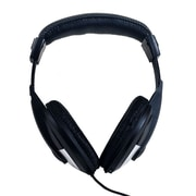 Kinyo KY-2701 Stereo Over-Ear Headphone, Black
