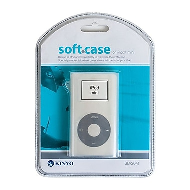 Kinyo® Silicone Rubber Protective Soft Case For iPod Mini