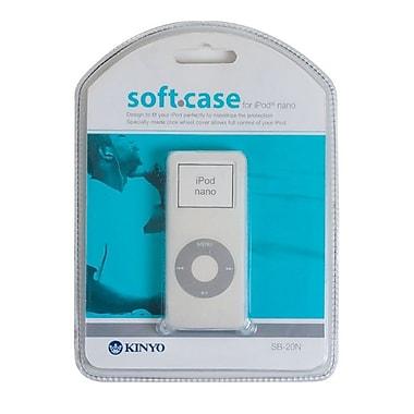 Kinyo® Silicone Rubber Protective Soft Case For iPod Nano