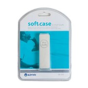 Kinyo 72-SB20S Soft Case for Apple iPod Shuffle, White