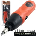 Stalwart™ 75-12118 Cordless Screwdriver With 11 Bits