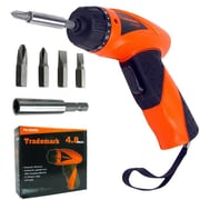 Stalwart™ 75-50555 4.8 V Cordless Screwdriver With Charger