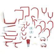 Stalwart™ 30 Piece Hang It Yourself Home Organization Kit