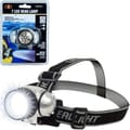 Stalwart™ 7 LED Super Bright Headlamp With Adjustable Strap