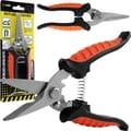Stalwart™ XO Peak Multi-Use Scissor With Anti-impact Grip, 7 1/8in.(L)
