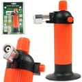 Stalwart™ Self-Igniting Refillable Butane Micro Torch With Ceramic Tip