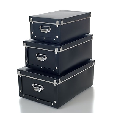 Sto-Away™ Collapsible Retro Storage Box