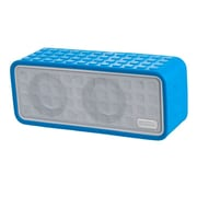 Sunbeam® 72-SB1575 Rechargeable Bluetooth Conference Speaker With Built In Microphone, Blue