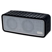 Sunbeam® 72-SB1575 Rechargeable Bluetooth Conference Speaker With Built In Microphone, Black