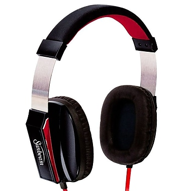Sunbeam 72-SB650 Stereo Big Bass Headphone with Mic