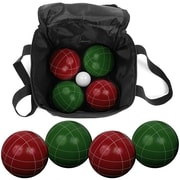 Trademark Games™ 9 Piece Bocce Ball Set With Easy Carry Nylon Strap