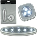 Trademark Home™ 3 and 5 LED Touch Light Set With Mounts