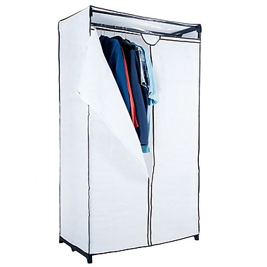 Trademark Home™ Portable Closet, White