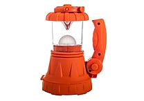 Whetstone™ Heavy Duty 15 LED Spotlight and Lantern Combo, Orange