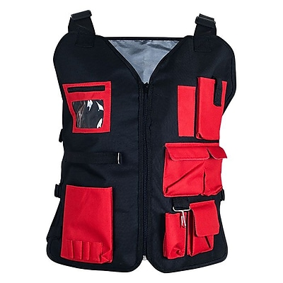 Whetstone Nylon Hunting Survival Utility Work Camping Vest 237528