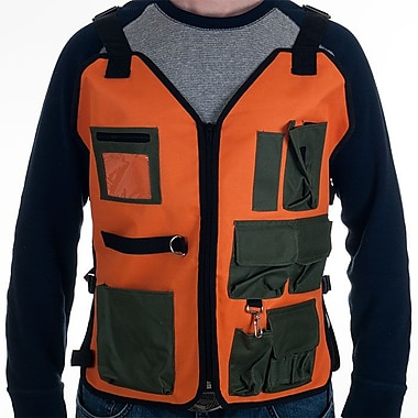 Whetstone™ Nylon 7-Pocket Vest With 4 Adjustable Straps