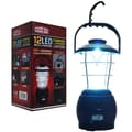 Whetstone™ 12 LED Multi Purpose Outdoor Camping Lantern, Black