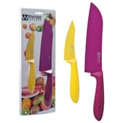 Whetstone™ 2 Piece Paring and Santoku Kitchen Knife Set