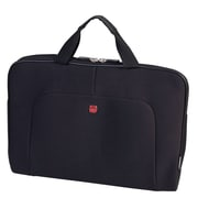 "Swiss Gear 17.3"" Top Handle Laptop Sleeve, Black"