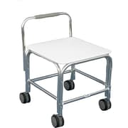 ConvaQuip Bariatric Utility Chair; 19'' H