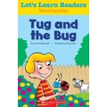 Scholastic Let's Learn Readers Tug and The Bug Book, Early Learning