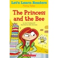 Scholastic Let's Learn Readers The Princess and The Bee Book, Early Learning