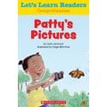 Scholastic Let's Learn Readers Patty's Pictures Book, Early Learning