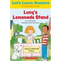 Scholastic Let's Learn Readers Lucy's Lemonade Stand Book, Early Learning