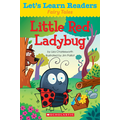 Scholastic Let's Learn Readers Little Red Ladybug Book, Early Learning