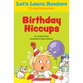 Scholastic Let's Learn Readers Birthday Hiccups Book, Early Learning